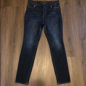 Misses brand Express Super Hi-Rise Legging Jean